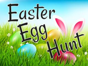 Easter Egg Hunt @ Montesain Park