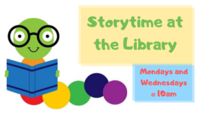 Monticello Library Children's Storytime @ Monticello Public Library