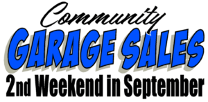Community Wide Garage Sales